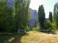 Волгоград, улица Грамши, дом 43. многоквартирный дом