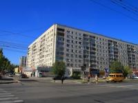 Волгоград, улица Менжинского, дом 11А. многоквартирный дом