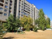 Волгоград, улица Николая Отрады, дом 10. многоквартирный дом