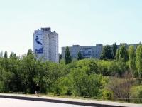 Волгоград, улица Николая Отрады, дом 21. многоквартирный дом