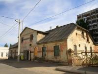 Волгоград, улица Тельмана, дом 3. офисное здание