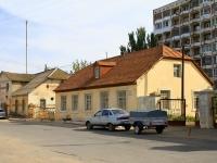 Волгоград, улица Тельмана, дом 5. памятник архитектуры
