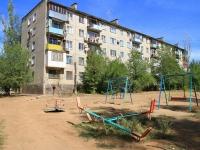 Волгоград, улица Фадеева, дом 41А. многоквартирный дом