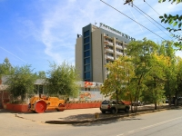 """Волгоград, улица Фадеева, дом 47. гостиница (отель) """"Волго-Дон"""""""