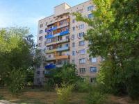 Волгоград, улица 50 лет Октября, дом 28. многоквартирный дом