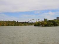 Волгоград, улица Андижанская. мост