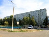 Волгоград, улица Гражданская, дом 14. многоквартирный дом