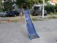 Волгоград, улица Гражданская, дом 22. многоквартирный дом