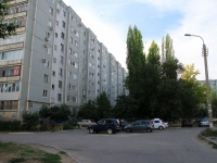 Волгоград, улица Гражданская, дом 24. многоквартирный дом