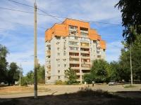 Волгоград, улица Голубева, дом 1А. многоквартирный дом