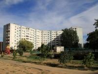 Волгоград, улица Изобильная, дом 4. многоквартирный дом