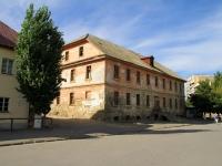Volgograd, st Izobilnaya, house 10/4. vacant building