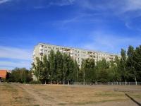 Волгоград, улица Изобильная, дом 14. многоквартирный дом