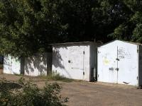 Volgograd, st Izobilnaya. garage (parking)