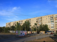 Volgograd, st Proletarskaya, house 45. Apartment house