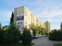 Volgograd, st Proletarskaya, house 47. Apartment house