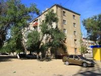 Волгоград, улица Дегтярёва, дом 5. многоквартирный дом