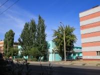 Волгоград, улица Дегтярёва, дом 8А. офисное здание