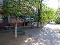 Волгоград, улица Дегтярёва, дом 9. многоквартирный дом