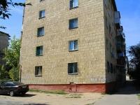 Волгоград, улица Дегтярёва, дом 11. многоквартирный дом