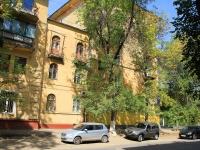 Волгоград, улица 95 Гвардейской Дивизии, дом 2. многоквартирный дом