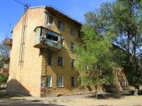 Волгоград, улица Борьбы, дом 2. многоквартирный дом