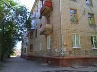Волгоград, улица Борьбы, дом 3. многоквартирный дом