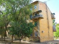 Волгоград, улица Борьбы, дом 4. многоквартирный дом