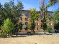 Волгоград, улица Борьбы, дом 11. многоквартирный дом