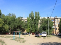 Волгоград, улица Шурухина, дом 34. многоквартирный дом