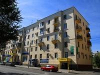 Волгоград, улица Шурухина, дом 13. многоквартирный дом
