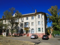 Volgograd, alley Severny, house 4. Apartment house