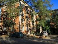 Волгоград, улица Германа Титова, дом 4. многоквартирный дом