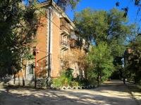 Волгоград, улица Германа Титова, дом 10. многоквартирный дом