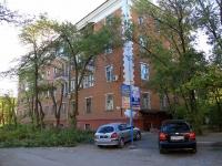 Волгоград, улица Генерала Гуртьева, дом 5. многоквартирный дом