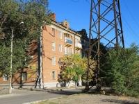 Волгоград, улица Хользунова, дом 5. многоквартирный дом