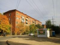 Волгоград, улица Хользунова, дом 27. многоквартирный дом