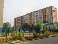 Волгоград, улица Хользунова, дом 36. многоквартирный дом
