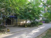 Волгоград, улица Хользунова, дом 38. многоквартирный дом