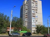 Волгоград, улица Генерала Штеменко, дом 2. многоквартирный дом