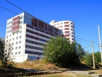 Волгоград, улица Генерала Штеменко, дом 5. многоквартирный дом