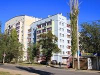 Волгоград, улица Генерала Штеменко, дом 7. многоквартирный дом