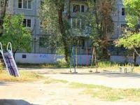 Волгоград, улица Генерала Штеменко, дом 25. многоквартирный дом