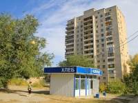 Волгоград, улица Генерала Штеменко, дом 46. многоквартирный дом
