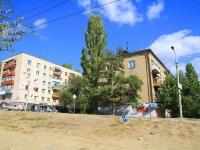 Волгоград, улица Короткая, дом 23. многоквартирный дом
