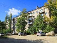 Волгоград, улица Кузнецова, дом 15. многоквартирный дом