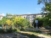 Волгоград, улица Кузнецова, дом 18. многоквартирный дом