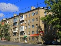 Волгоград, улица Кузнецова, дом 19. многоквартирный дом