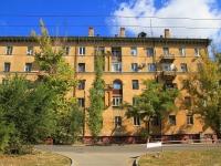 Волгоград, улица Кузнецова, дом 20. многоквартирный дом