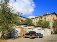 Волгоград, улица Кузнецова, дом 24. многоквартирный дом